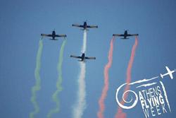 Авиационный фестиваль в Афинах