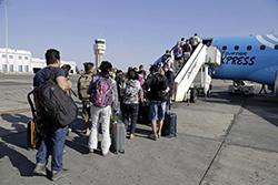 Переговоры о военном сотрудничестве повлияют на возобновление авиасообщения между РФ и Египтом