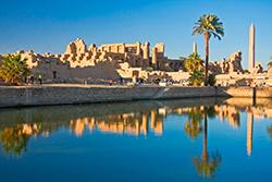 Египетские силовые структуры заботятся о безопасности туристов