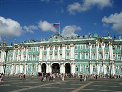 Царские резиденции Санкт-Петербурга