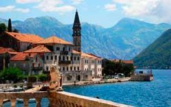 Сколько часов лететь до Черногории из Санкт-Петербурга