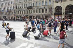 Что могут привезти иностранные туристы