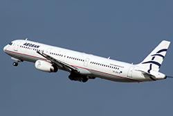 Эгейские авиалинии предлагают скидки на билеты в Грецию