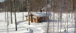 Финны приглашают в баню