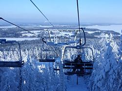 Финские курорты открыли зимний сезон