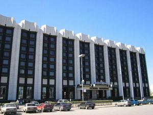 Гостиница Пулковская (Санкт Петербург)