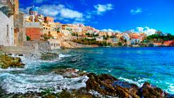 Сколько часов лететь из Санкт-Петербурга до Греции