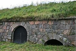 Крепость Кюминлинна открывается для посетителей