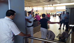 Уникальные меры безопасности соблюдаются в аэропортах Египта