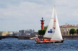Морской праздник в Санкт-Петербурге 2014