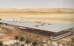Недалеко от Эйлата строится новый аэропорт