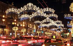 Новогодний туризм в Петербурге под вопросом