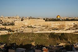 Введены ограничения на посещения Старого города Иерусалима