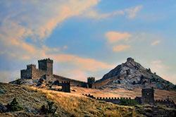 Отдыхайте в Судаке - лучшем курорте Крыма
