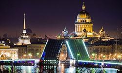 Санкт-Петербург вошел в ТОП-100 городов мира