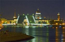 Начало реставрации культурной части Санкт-Петербурга