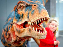 Динозавры в Санкт-Петербурге