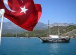 Россияне предпочитают отдыхать в Турции
