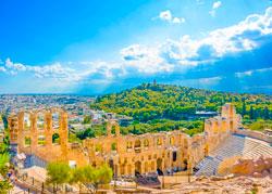 Туризм в Греции. Раннее бронирование от Mouzenidis Travel.