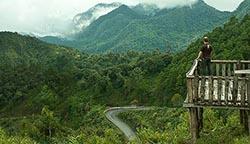 В горах Таиланда температура опустилась ниже нуля