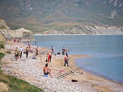 В Крым на рыбалку