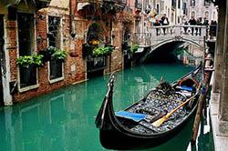 В Венеции в приоритете гелато, а не шаурма