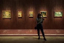 Выставка голландской живописи в Эрмитаже