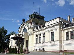 На Витебском вокзале восстанавливают императорский павильон