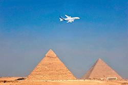 Полеты в Египет возобновлены