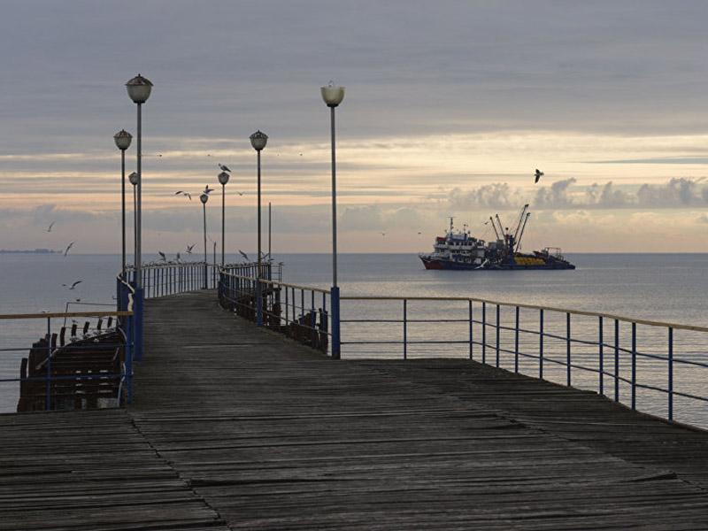 Морской путь в Абхазию
